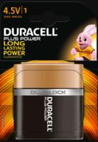 Batteria Duracell Plus Power Alkalina 3LR12/MN1203 4,5 Volt Blister da 1 Batteria