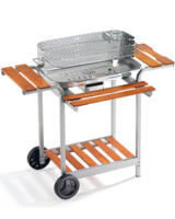 Barbecue a Carbone in Acciaio Inox Professional System 60-40 Pro/C Cod. 90499 Ompagrill