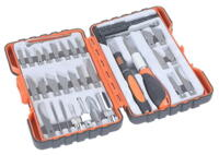 Set Cutter Kapriol TacTix da 36 pezzi Art 0263015