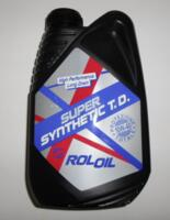 Olio RolOil SuperSynthetic Turbo Diesel 10W-40 lt. 1