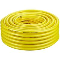 "Tubo Retinato Giallo Super Tricoflex Ultimate 3/4"" mm 19 Rotolo da mt 25"