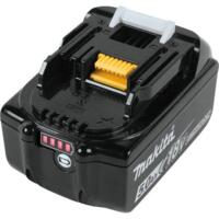 Batteria al Litio BL1850B Li-Ion 18 Volt 5,0 Ah Makita Con Led Indicatore di Carica