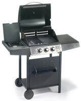 Barbecue a Gas in Acciaio Verniciato Serie Special Pro Line Cod. Gas Expert 3 Eco Ompagrill