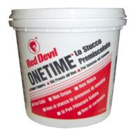 Stucco Bianco Per Muro Pronto All'Uso Red Devil Onetime Conf. Da ml 1000
