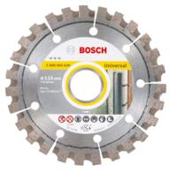 Disco Taglio Diamantato Best For Universal Bosch 115x22,23x2.2x12mm cod. 2608603629