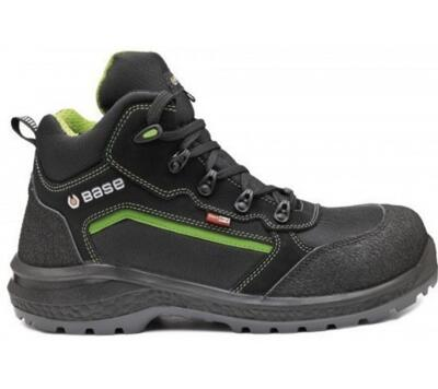 Scarpa Alta Antinfortunistica Base BE-POWERFUL TOP OUTDRY Art. B0898