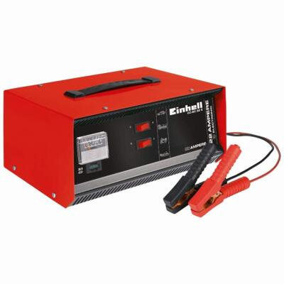 Caricabatterie Einhell CC-BC 22 E Rosso mod. 1003131